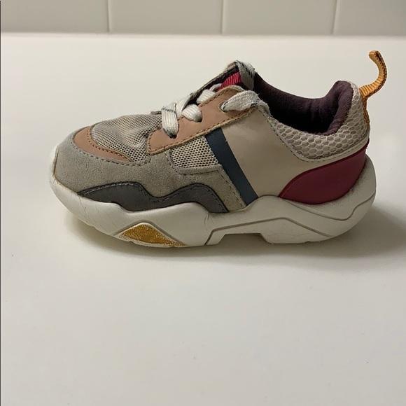 Zara Shoes | Copy Toddler Sneakers